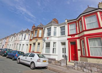 Thumbnail 1 bed flat to rent in Whittington Street, Pennycomequick, Plymouth