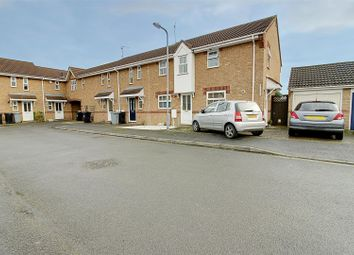 Thumbnail 2 bed end terrace house for sale in Blackthorn Close, Deeping St. James, Peterborough