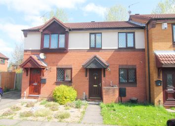 Thumbnail 2 bed terraced house to rent in Aldrin Close, Stafford