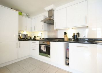 Thumbnail 3 bed flat to rent in Shams Court, Fulton Road, Wembley, Greater London