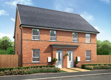 "Thumbnail 3 bedroom end terrace house for sale in ""Finchley"" at Acacia Way, Edwalton, Nottingham"