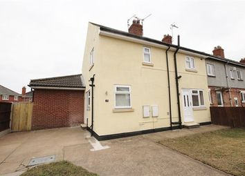 Thumbnail 4 bed semi-detached house to rent in High Hazel Road, Moorends, Doncaster