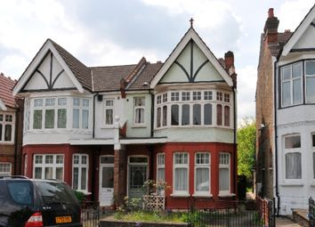 Thumbnail 4 bed semi-detached house for sale in Fox Lane, Palmers Green, London