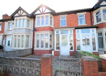 Thumbnail 3 bed terraced house for sale in Emerson Avenue, Blackpool