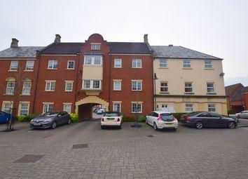 Thumbnail 2 bed flat for sale in Zakopane Road, Swindon, Wiltshire