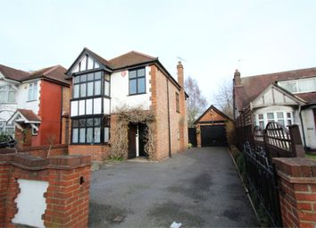 Thumbnail 3 bed detached house for sale in Bedfont Lane, Feltham, Middlesex