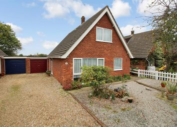 Thumbnail 3 bed property for sale in Allens Close, Blofield, Norwich