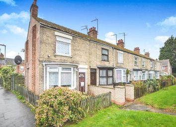 Thumbnail 3 bedroom end terrace house for sale in Mount Pleasant Road, Wisbech