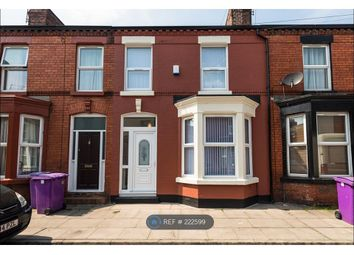Thumbnail 4 bed terraced house to rent in Talton Road, Liverpool