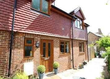 Thumbnail 2 bed semi-detached house for sale in High Street, East Grinstead, West Sussex