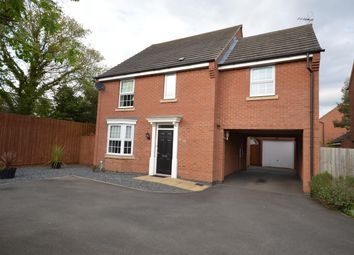 Thumbnail 4 bed detached house for sale in Garner Close, Barwell