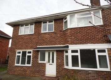 Thumbnail 2 bedroom flat to rent in Amersall Crescent, Scawthorpe, Doncaster