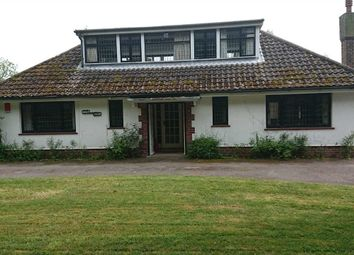 Thumbnail 4 bed detached bungalow for sale in Humberston Avenue, Humberston, Grimsby