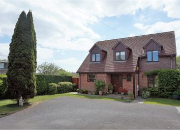 Thumbnail 4 bed detached house for sale in Wentworth Drive, Southbourne, Emsworth