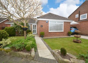 Thumbnail 2 bed detached bungalow for sale in East Avenue, Heald Green, Cheadle