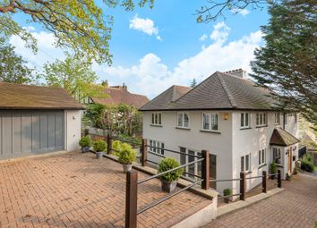 Thumbnail 5 bed detached house for sale in Ballards Farm Road, South Croydon
