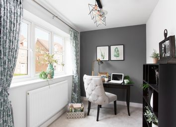 Thumbnail 4 bedroom detached house for sale in Gateway Avenue, Newcastle Under Lyme Staffordshire
