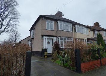 Thumbnail 3 bed semi-detached house for sale in Ingleholme Road, Liverpool, Merseyside