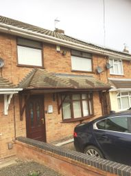 Thumbnail 3 bed terraced house to rent in Rocket Pool Drive, Bilston
