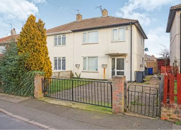 Thumbnail 3 bed semi-detached house for sale in Edlington, Doncaster