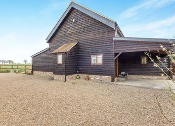 Thumbnail 4 bedroom barn conversion for sale in Partridge Lane, Newdigate, Dorking