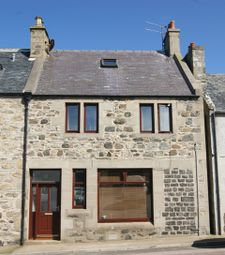 Thumbnail 4 bedroom town house for sale in The Square, Portsoy