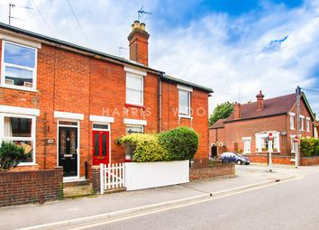 Thumbnail 2 bed terraced house for sale in Military Road, Colchester