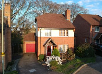 Thumbnail 4 bedroom detached house to rent in Hawkley Drive, Tadley