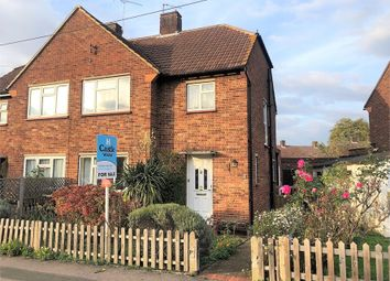 Thumbnail 3 bedroom semi-detached house for sale in Trenchard Close, Hersham, Walton-On-Thames, Surrey