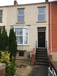 Thumbnail 3 bed terraced house to rent in Queen Victoria Road, Llanelli