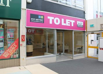 Thumbnail Retail premises to let in Unit 9, Churchill Shopping Centre, Dudley