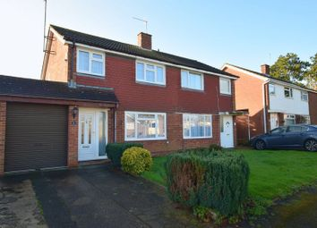 Thumbnail 3 bed semi-detached house for sale in Archers Wells, Bletchley, Milton Keynes