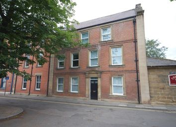 Thumbnail 2 bedroom flat for sale in Castle Square, Morpeth