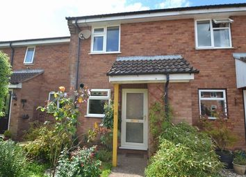 Thumbnail 2 bedroom terraced house to rent in Kensham Close, Bradninch, Exeter