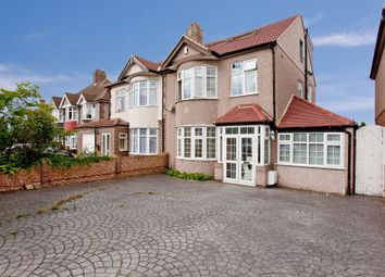 Thumbnail 5 bedroom semi-detached house to rent in Leysdown Road, Mottingham, Eltham, New Eltham, Bromley