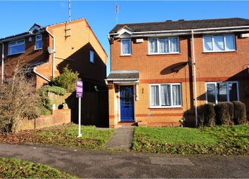 Thumbnail 2 bed semi-detached house for sale in Wareham Road, Birmingham