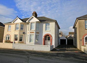 Thumbnail 3 bed semi-detached house for sale in Penbryn Avenue, Carmarthen, Carmarthenshire
