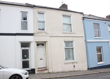 Thumbnail 5 bed terraced house for sale in Clifton Street, Greenbank, Plymouth