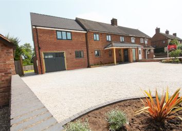Thumbnail 4 bed semi-detached house for sale in St. Michaels Close, Ufton, Leamington Spa
