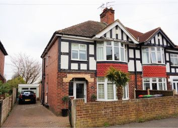 Thumbnail 3 bed semi-detached house for sale in Gill Street, Sutton-In-Ashfield