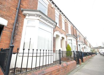 Thumbnail 3 bedroom terraced house to rent in Queensgate Street, Hull