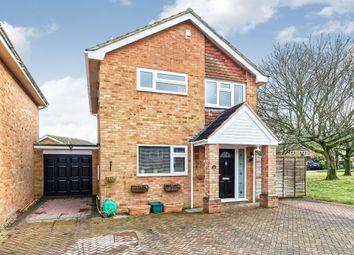 Thumbnail 3 bed detached house for sale in Violet Close, Basingstoke