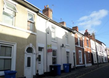 Thumbnail 2 bed terraced house to rent in 2 Bedroom Terraced House, Crompton Street, Derby Centre