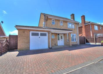 Gleedale, North Hykeham, Lincoln LN6. 3 bed detached house