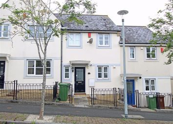 Thumbnail 2 bed terraced house for sale in Lydia Way, Greenbank, Plymouth