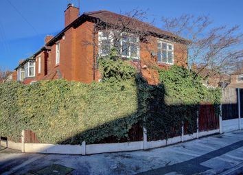 Thumbnail 3 bedroom detached house for sale in Birchfield Road, Stockport