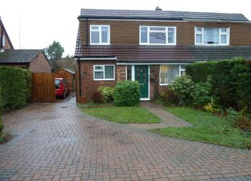 Thumbnail 4 bedroom semi-detached house for sale in Stephens Road, Mortimer Common, Reading