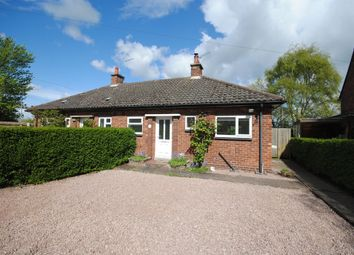 Thumbnail 1 bed semi-detached bungalow for sale in The Chestnuts, Hinstock, Market Drayton