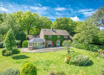 Thumbnail 4 bed detached house for sale in Rocks Lane, Waldron, Heathfield