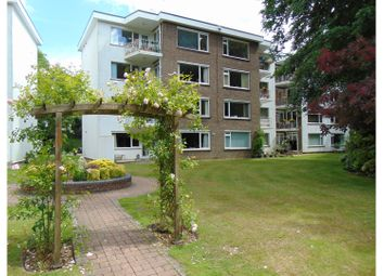 Thumbnail 2 bed flat for sale in 18 Lindsay Road, Poole